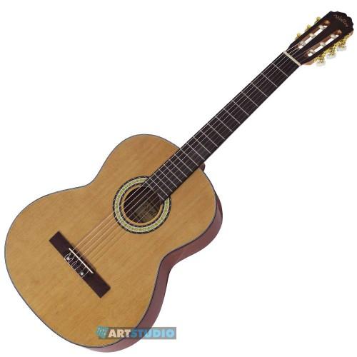 גיטרה קלאסית מתצוגה