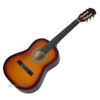 גיטרה קלאסית בצבע SunBurst