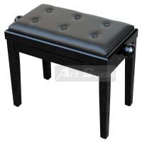 כסא לפסנתר, שחור