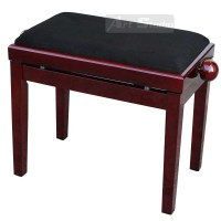 כסא לפסנתר, מהגוני