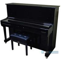 """פסנתר 121 ס""""מ, שחור"""