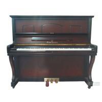 """פסנתר גרמני 131 ס""""מ, מהגוני"""