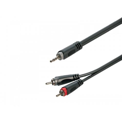 כבל PL 3.5 - RCAX2 אורך 3מ.