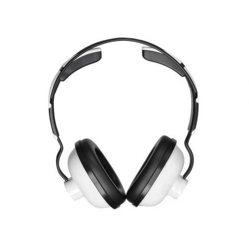 אוזניות סגורות צבע: לבן